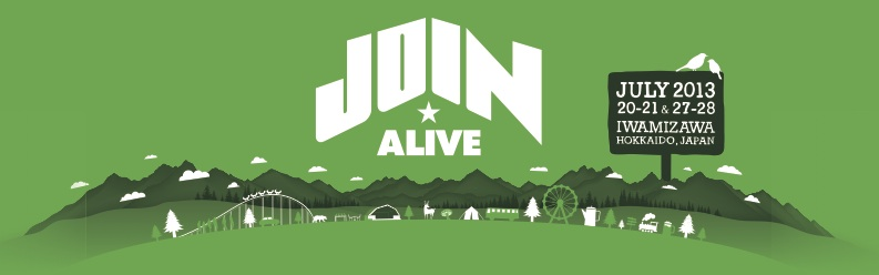JOIN ALIVE 2013